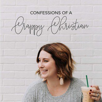 Confessions of a Crappy Christian favorite podcasts list