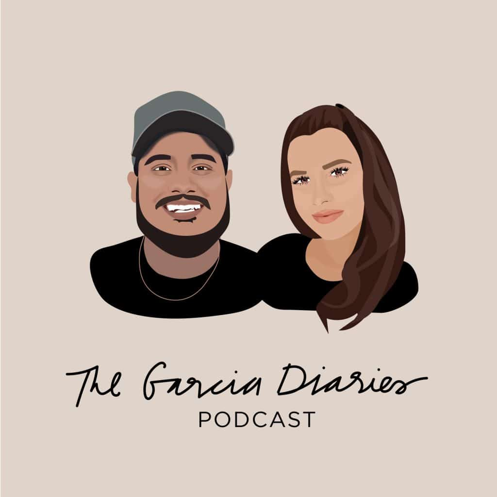 The Garcia Diaries favorite podcasts list