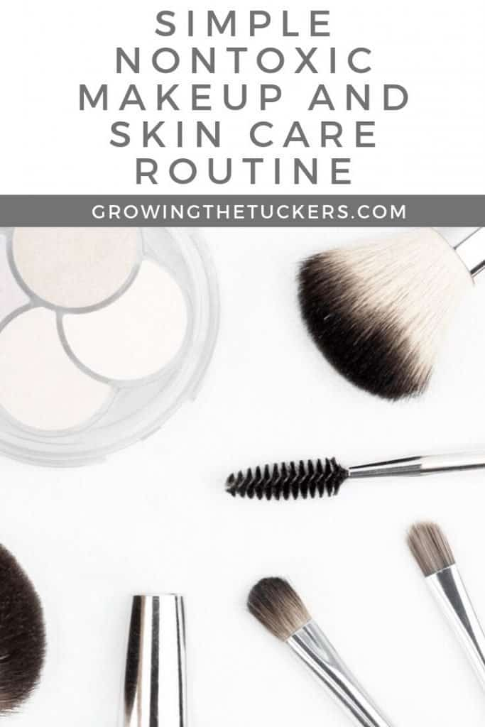 Savvy Minerals -Nontoxic Makeup Routine- Growing The Tuckers