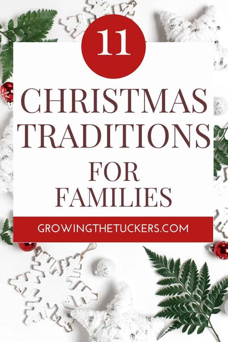 11 Christmas Traditions for Families