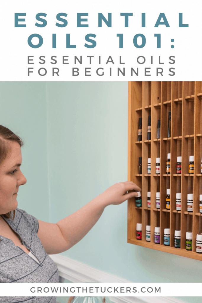 Essential Oils 101: Essential oils for beginners