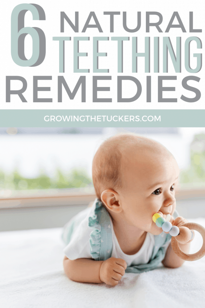 Natural Teething Remedies