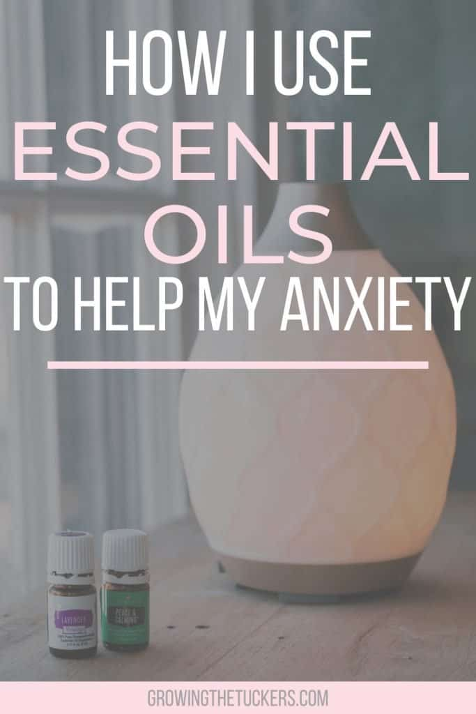 How I use Essential oils to help my anxiety