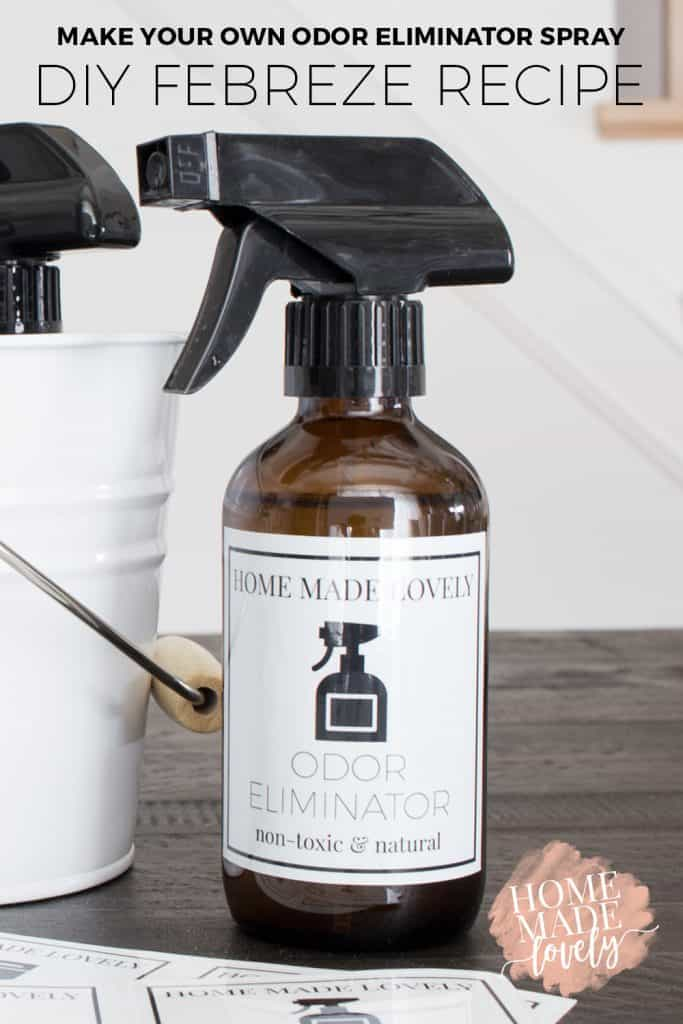 diy odor eliminator recipe