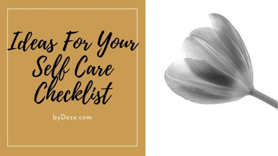75 great ways to self care according to your love language by by deze