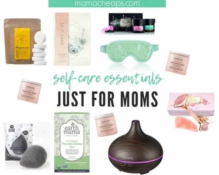 10 products to make self care for moms crazy easy by mama cheaps