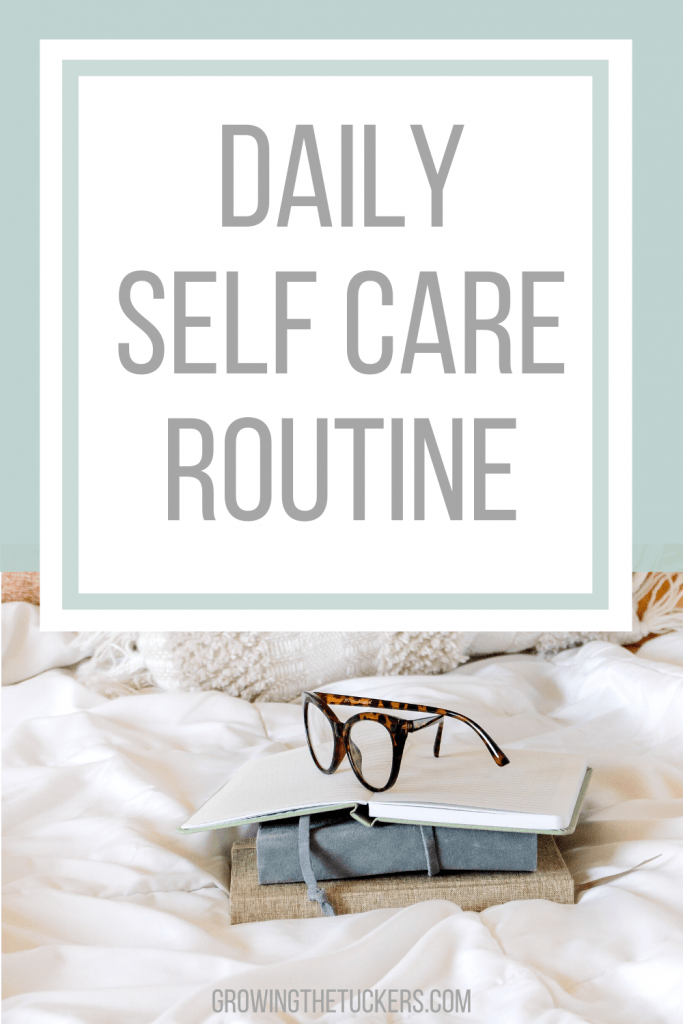 daily self care routine