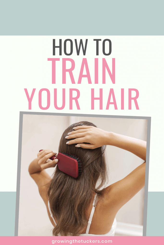 How to train your hair
