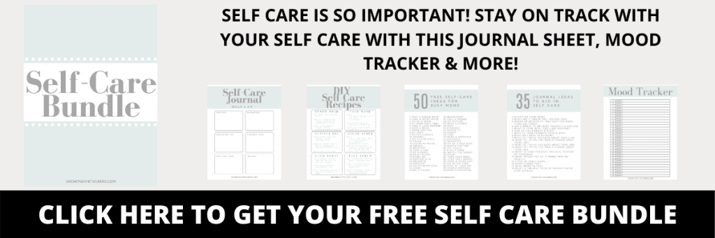 self care printables
