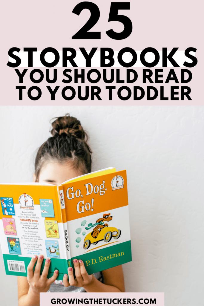 25 Best Toddler Storybooks
