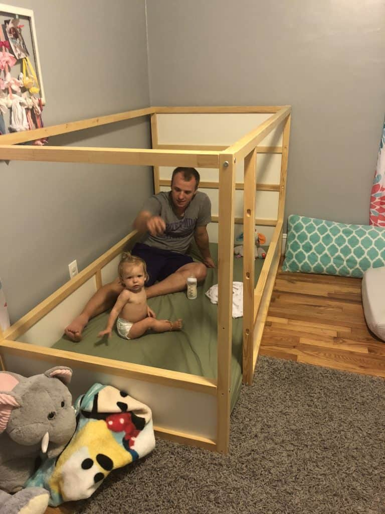 Benefits Of Using A Montessori Floor Bed For Your Toddler Growing The Tuckers