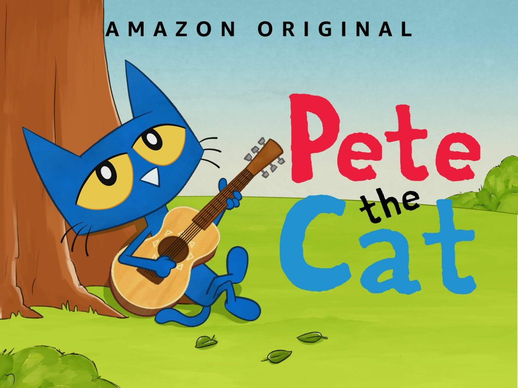Pete the Cat show