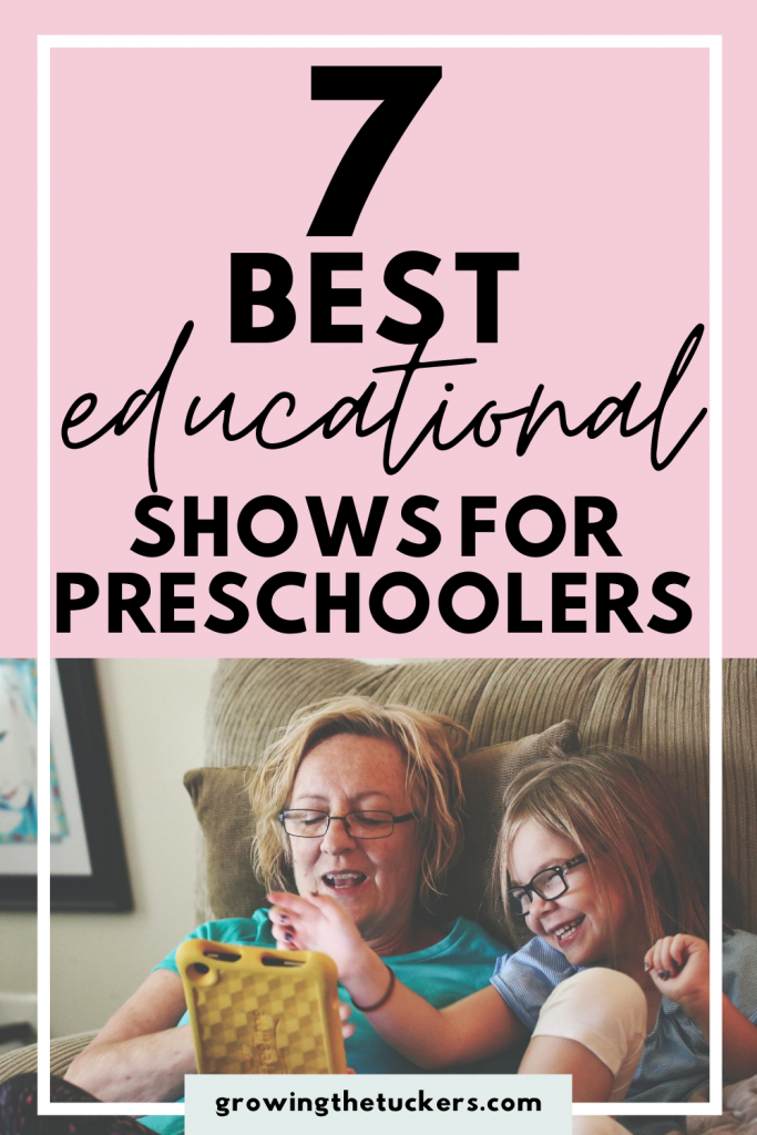 7 Best Educational Shows for Preschoolers